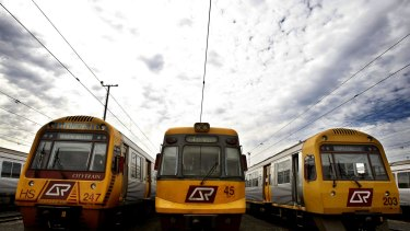 New train timetable to be introduced on Tuesday to cope with a lack of Queensland Rail drivers.