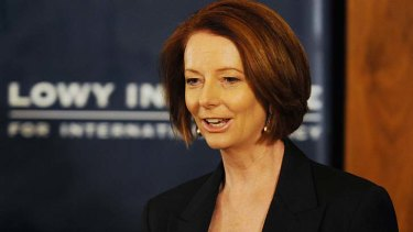 """""""Success for an open Australia in a middle-class Asia starts in the classrooms, training centres and lecture theatres in our nation"""" ... Prime Minister Julia Gillard."""