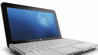 HP Mini 110: a welcome return to the days of the $500 notebook.