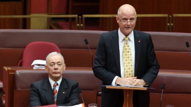 Mr Palmer has personally offered a preference deal to Family First's Bob Day and Liberal Democrat David Leyonhjelm.
