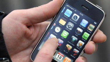 iPhone: mobile apps market could grow bigger than the internet.