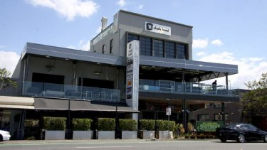 The Chalk Hotel at Woolloongabba has gone into receivership.