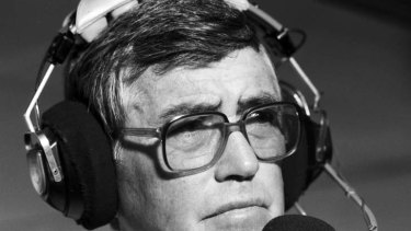 Calling it like it was ... dual international footballer and rugby league commentator Rex Mossop has died in Sydney.