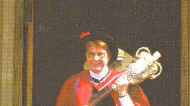 Pioneer ... Margaret Sabine was an academic trailblazer.