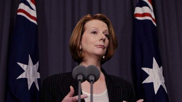 Julia Gillard says counsellors will be available for transferring asylum seekers, but no 'blanket exceptions' will be made to the relocation rule.