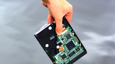 """Computer hard drives and water do not mix. Photo: <A HREF=""""http://www.flickr.com/photos/sarawerne/4925951187/"""" target=""""new"""">Flickr.com/sarawerne</A>"""