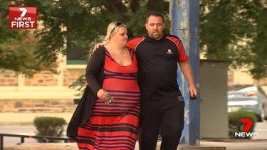 Port Adelaide fan Maxine Spratt faces police charges for her comments.