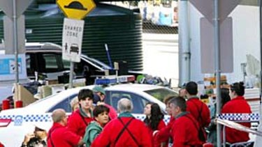 Bunnings store shooting: three charged