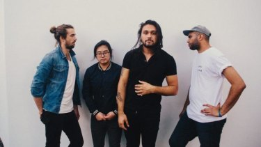 Don't be surprised that Sydney band Gang of Youths are topping the charts.