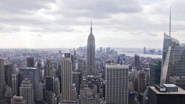 New York ... Sheikh Hamad bin Jassim Al Thani would have diplomatic immunity status there.