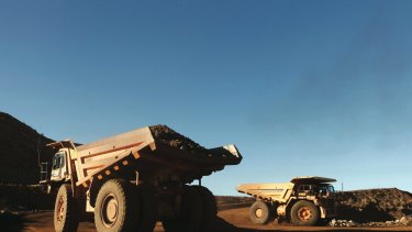 BHP has been looking to simplify its portfolio of resources assets.