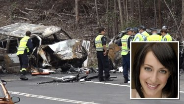 Actor Jessica Falkholt remains in a critical condition following a South Coast crash that claimed the lives of her sister and two parents.