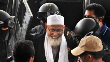 Abu Bakar Bashir ... facing the death penalty.