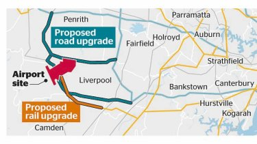 Badgerys Creek: Joint body calls for direction.