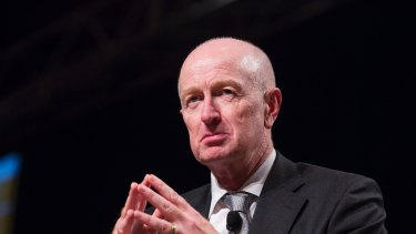 To cut, or not to cut ... Reserve Bank Governor Glenn Stevens.