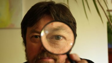 Tim Mendham from Australian Skeptics.