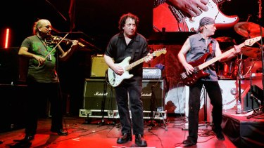 Deep Purple, supported by Journey, will play Perth next year.