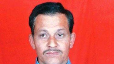 Hemraj Banjade ... at first police blamed him for murdering Aarushi Talwar, 13.