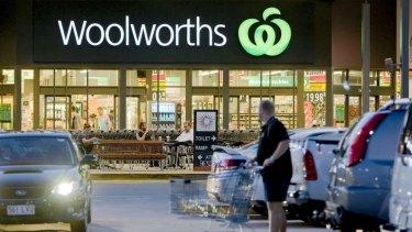 Woolies says it served on average 20.2 million customers per week.