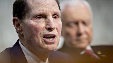 Senator Ron Wyden, a Democrat from Oregon described the Republicans' proposed tax cut plan as 'astounding'.