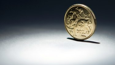 the high Australian dollar has been blamed for high unemployment, low credit demand from businesses and dragging export-led growth.