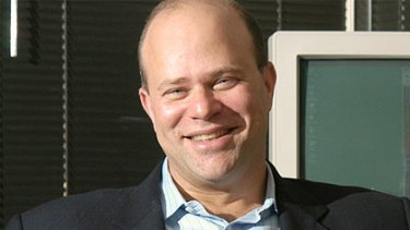 David Tepper ... pictured on his company's website.