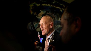 """This is not acceptable in a country as wealthy and well-resourced as Australia"" ... Education Minister, Peter Garrett."