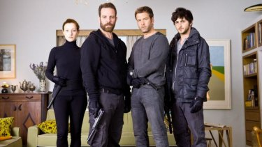 Hostages Cast