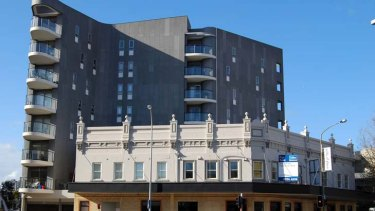 Strategic move … the Honeysuckle Hotel in Newcastle is one of 19 hotels across NSW included in the transaction.