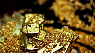 Gold prices could be on the rise.
