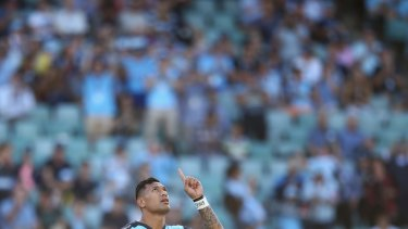 Not going anywhere: the Waratahs have vowed to fight any move away from Moore Park.