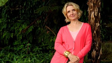"Elizabeth Gilbert: ""Finding the subject of your next book is like a scavenger hunt""."