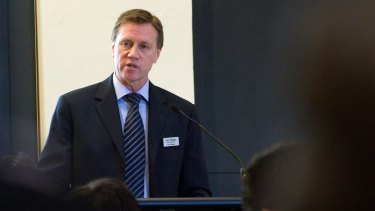 Divergence of views: Pacific Brands boss John Pollaers has quit.