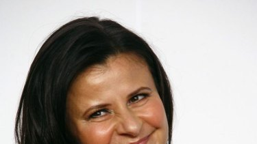 Actress Tracey Ullman.