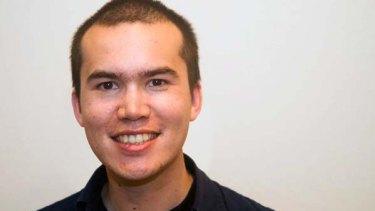 Google's lead designer for Chrome, Glen Murphy.
