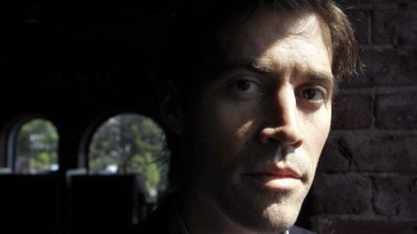 American journalist James Foley who was beheaded by Islamic State jihadists on video.