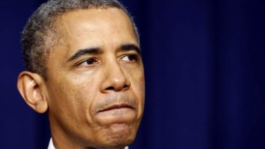 President Barack Obama, speaking at the White House, vowed to hold accountable whoever was responsible.