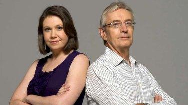 Warming's cold war … Anna Rose and Nick Minchin debate climate change.