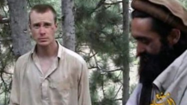 A video released by the Taliban in 2010 containing footage of Bowe Bergdahl.