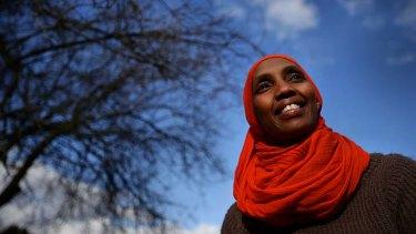 Somali-born Mariam Issa: author, businesswoman, community leader.