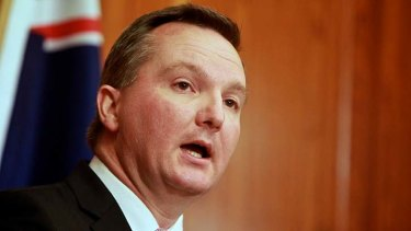 Chris Bowen ... ''significant challenge'' tackling smugglers.