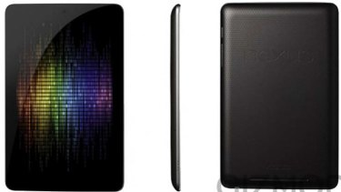 The leaked images of the Nexus 7 first reported by Gizmodo Australia.