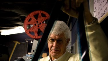Tony Buckley edited the film, and 25 years later started on a decade-long search for a surviving print of it.