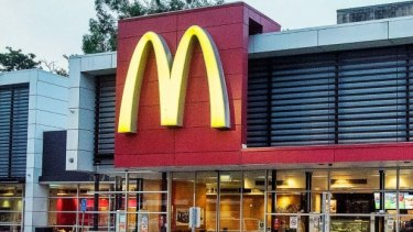McDonald's has seen off protests to open at the Vatican.