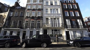 Some Londoners say that real estate in the capital is becoming the preserve of wealthy foreigners.