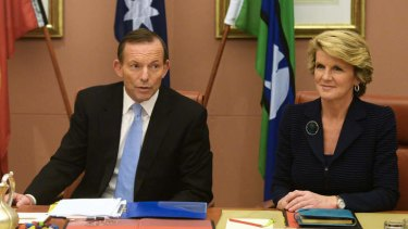 Prime Minister Tony Abbott and Foreign Affairs Minister Julie Bishop are not after permission from Indonesia to implement Operation Sovereign Borders but rather mutual understanding.