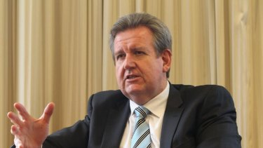 """NSW Premier Barry O'Farrell - already under fire over his agreement to allow shooting in national parks - said there was """"nothing untoward"""" about his push to have minor party entitlements reviewed"""