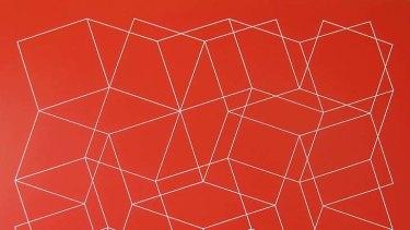 Shaping up ... <em>Square Dance</em> by Adrian McDonald (a member of SNO).