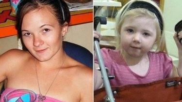 Killed: Karlie Pearce-Stevenson and Khandalyce Pearce.