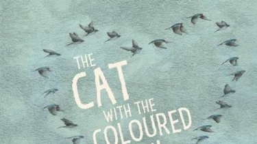 The Cat with the Coloured tail by Gillian Mears and Dinalie Dabarera.